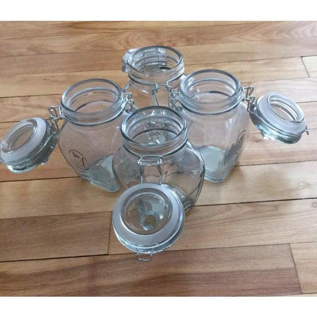 Global Amici Glass Jars - Set of 4 - Image 4 of 9