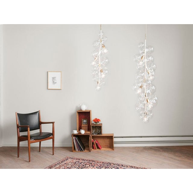 Not Yet Made - Made To Order Pelle X-Tall Bubble Chandelier For Sale - Image 5 of 6