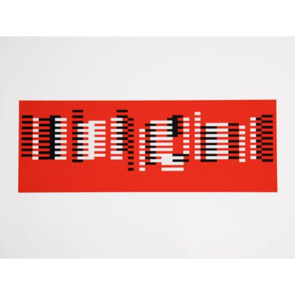 "Josef Albers ""Portfolio 1, Folder 8, Image 1"" - Image 1 of 3"