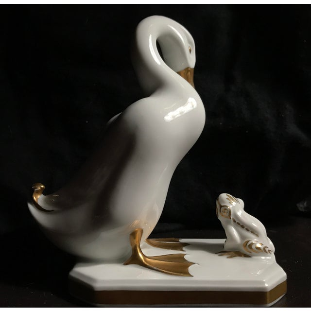 German Art Deco Porcelain Sculpture For Sale In Miami - Image 6 of 9