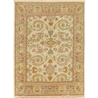 Mansour Quality Handwoven Agra Rug