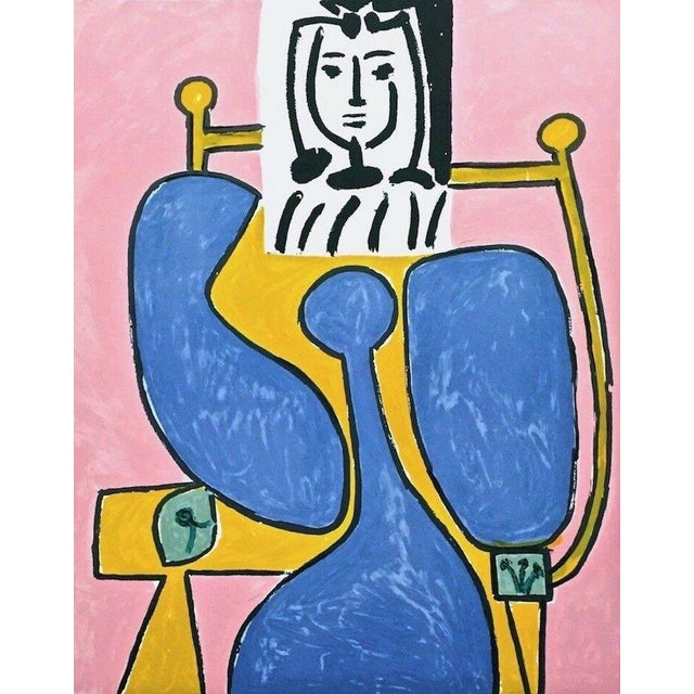 After Pablo Picasso's death in 1973, his granddaughter Marina Picasso authorized the printing of Lithographs, which have...