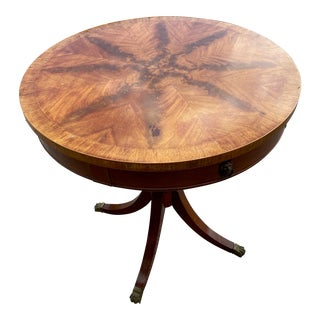 Regency Style Center Table For Sale