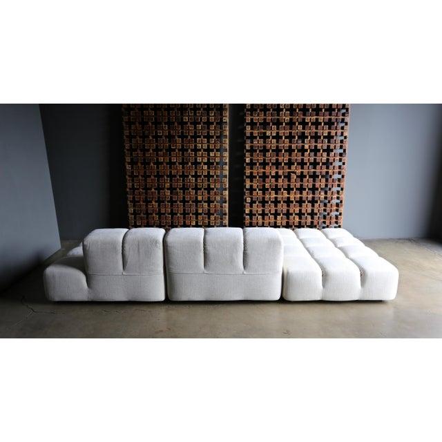 "2000 - 2009 Patricia Urquiola "" Tufty-Time "" Sofa for B&b Italia Circa 2005 For Sale - Image 5 of 12"