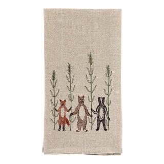 Harvest Tea Towel