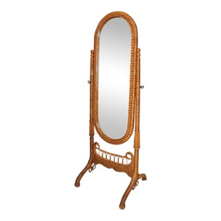Cheval Floor Mirror by Heny Link