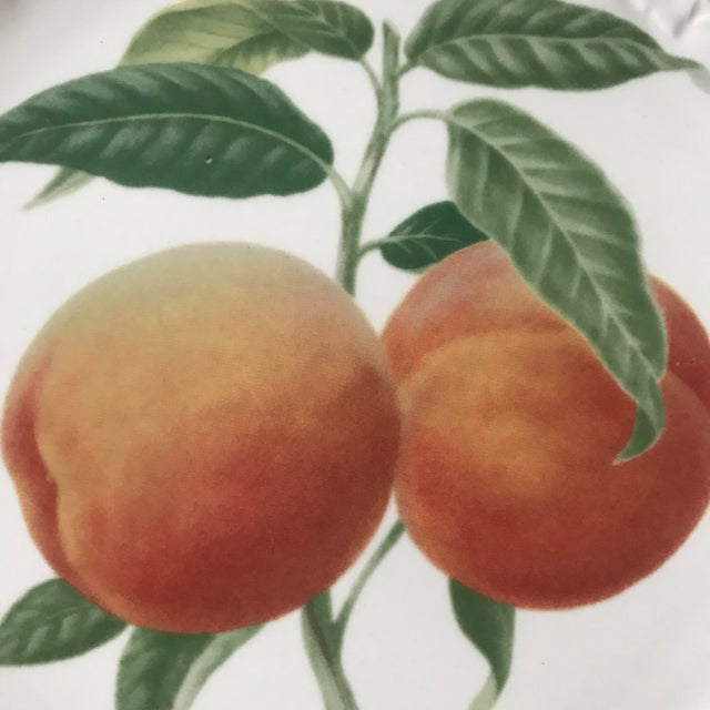 Late 20th Century Vintage Mikasa English Countryside Fruit Plates - A Pair For Sale - Image 6 of 10