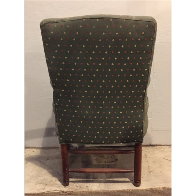 Mid-Century French Club Armchairs - Set of 4 - Image 7 of 10
