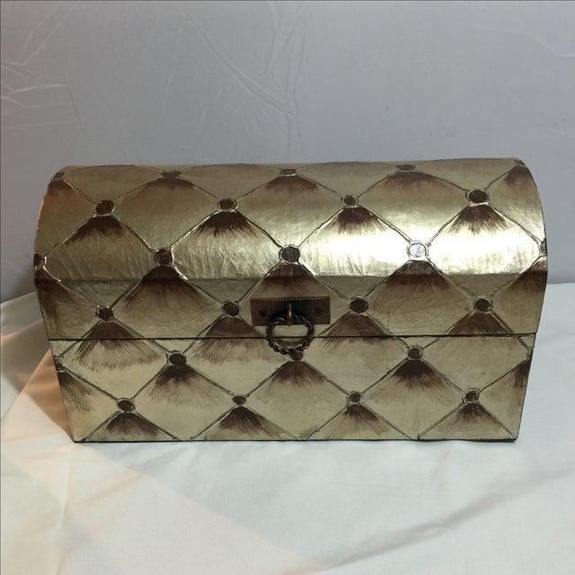 Extra Large Silverleaf Decorative Box - Image 2 of 7