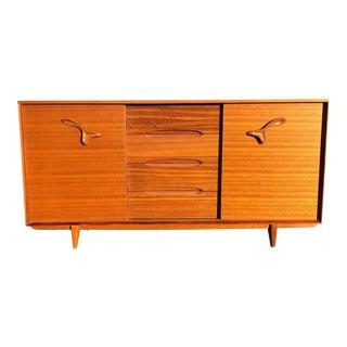 Vintage Mid-Century Modern Paul Laszlo for Brown Saltman Dresser Credenza