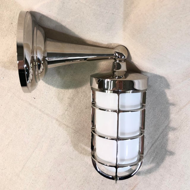 Tech Lighting Admiral Simple Wall Sconce For Sale - Image 10 of 10
