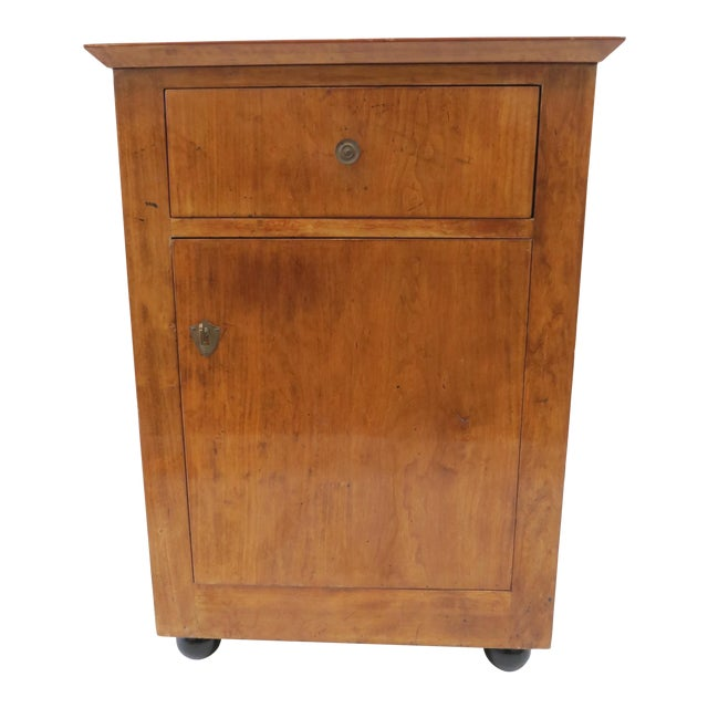 Beidermeier Style Small Cabinet - Image 1 of 8