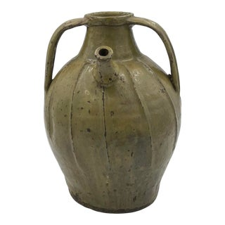 18th Century French Water Bottle For Sale