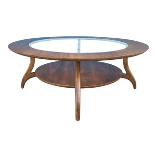 Mid Century Coffee Table For Sale