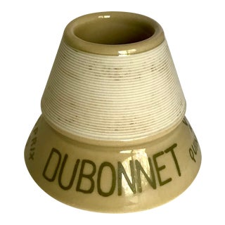 1900 Dubonnet French Grand Prix Match Striker and Holder For Sale