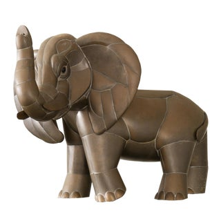 Sergio Bustamante Elephant For Sale