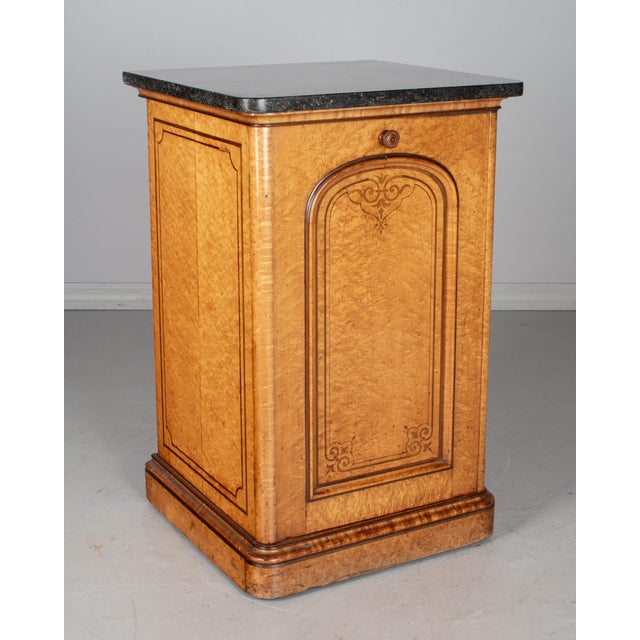 19th Century French Charles X Style Cabinet For Sale - Image 13 of 13