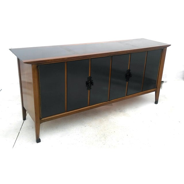 Lacquered White Furniture Co. Mid-Century Dresser - Image 3 of 10