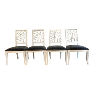 Designer Oly Studio Coral Side Chairs - Set of 4