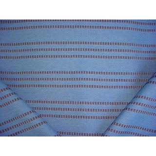 Groundworks Gwf-3739 Fringe Delft Southwest Upholstery Fabric - 7-3/4 For Sale