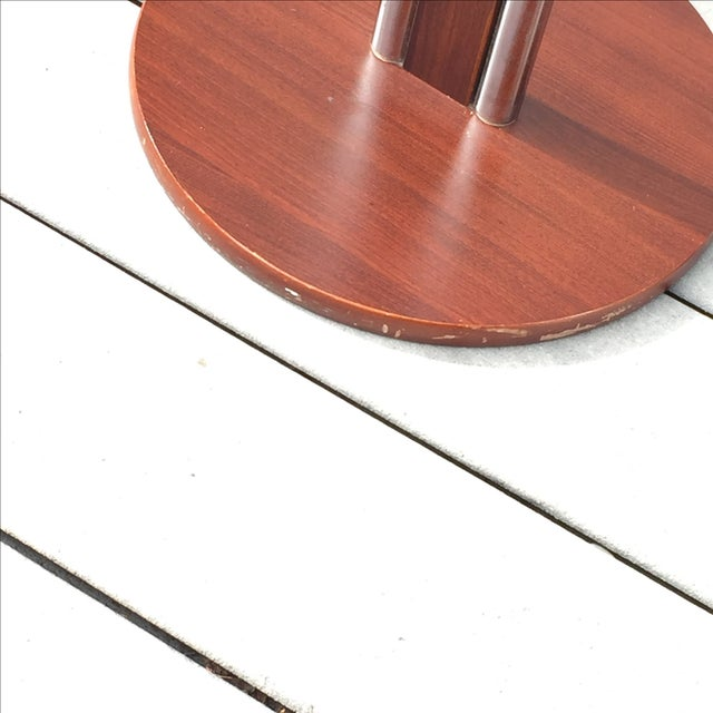 Chrome & Wood Men's Valet Stand - Image 6 of 7