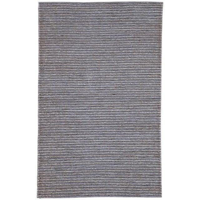 Jaipur Living Aleah Natural Gray Area Rug - 8′ × 10′ For Sale