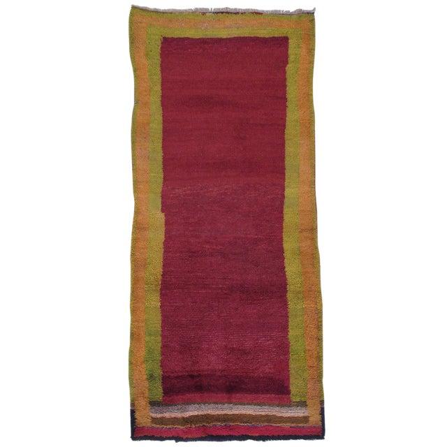 """Contemplation,"" Tulu Rug For Sale"