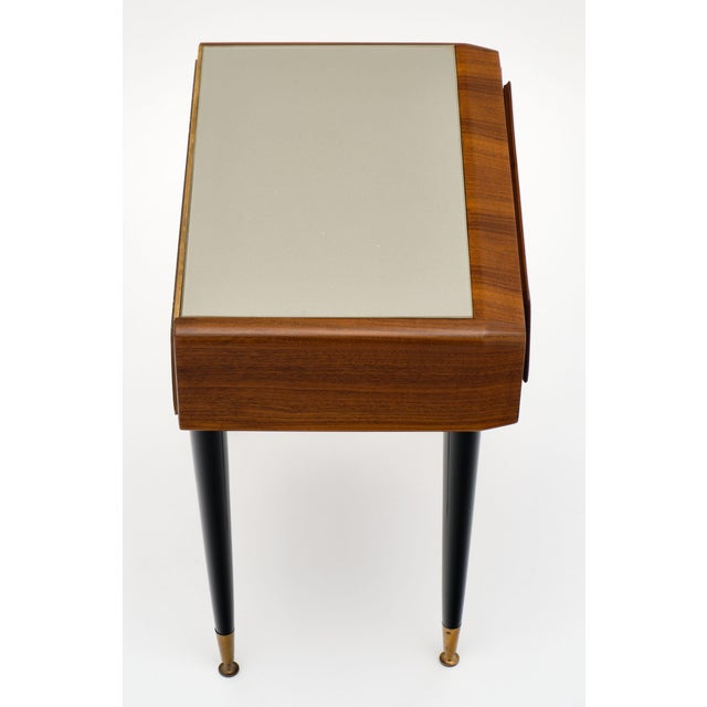 1950s Italian Mid-Century Side Tables - a Pair For Sale - Image 5 of 12