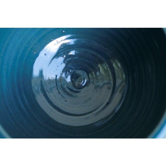 Decorative Earthenware Bowls, Set of 2 For Sale - Image 4 of 6