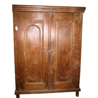 Balinese Armoire For Sale