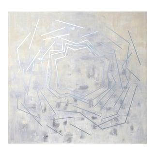 "Gudrun Mertes-Frady ""Star Ship"", Painting For Sale"