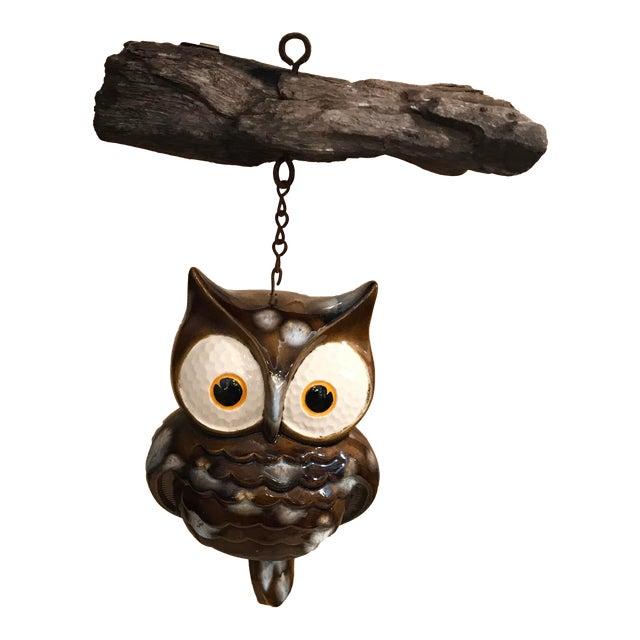 Vintage Owl Wind Chime - Image 1 of 7