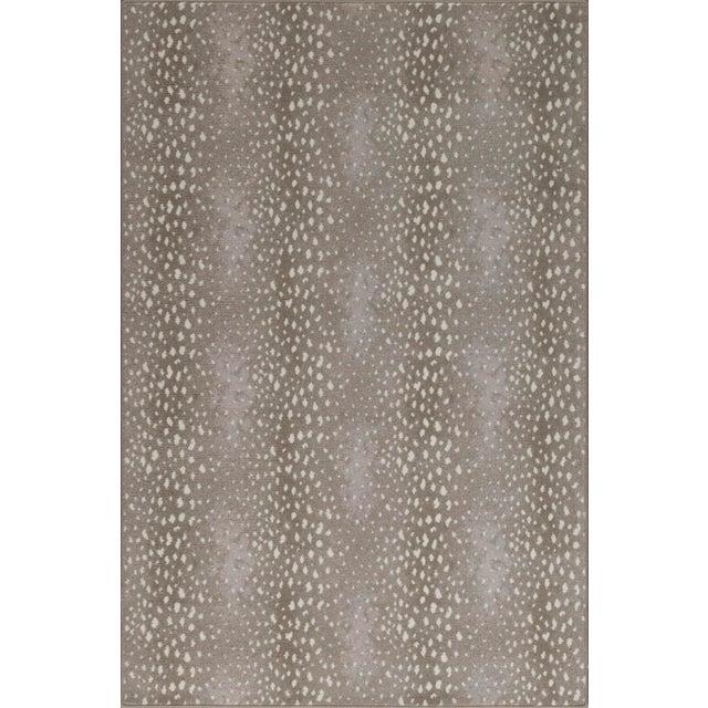 "2010s Stark Studio Rugs Deerfield Stone Rug - 3'11"" X 5'10"" For Sale - Image 5 of 5"