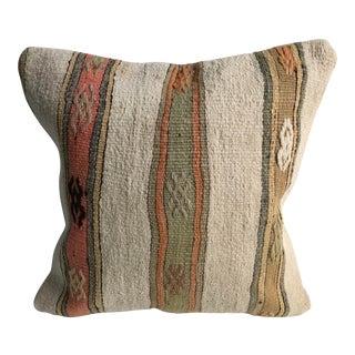 Ethnic Traditional Home Decor Turkish Handmade Kilim Pillow For Sale