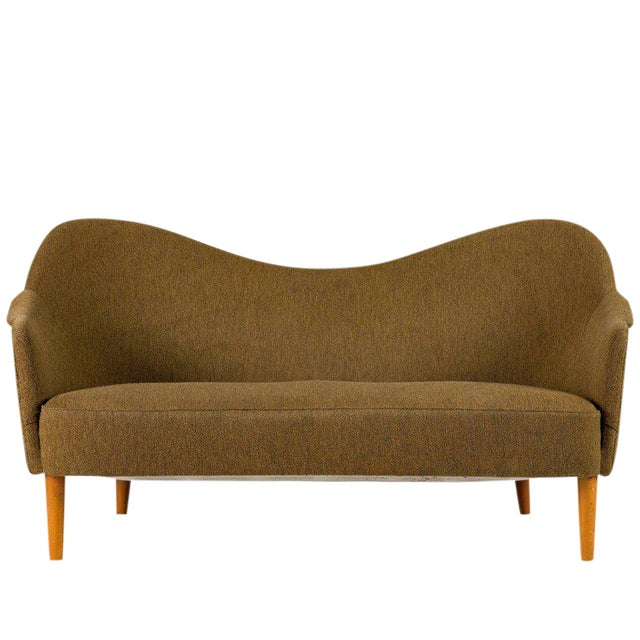 """Carl Malmsten """"Samspel"""" Sofa For Sale"""