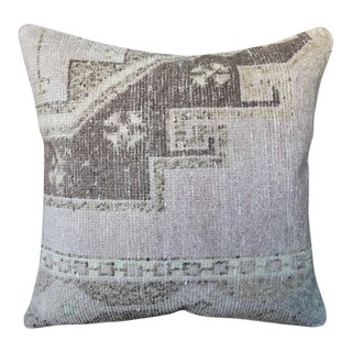Turkish Carpet Pillow For Sale