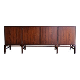 Jørgen Berg Rosewood Cabinet for Illums Bolighus, Circa 1959 For Sale