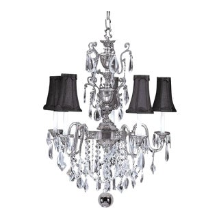Framburg Czarina 5-Light Dining Chandelier For Sale