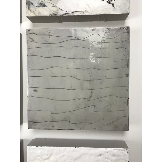 """Original 16 Piece Installation by Gina Cochran """"Every Other Tuesday"""" For Sale - Image 11 of 13"""