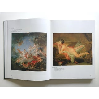 """ French Painting "" Rare Vtg 1991 1st Edtn Landmark Monumental Volume Extra Large Collector's Hardcover Art Book Preview"