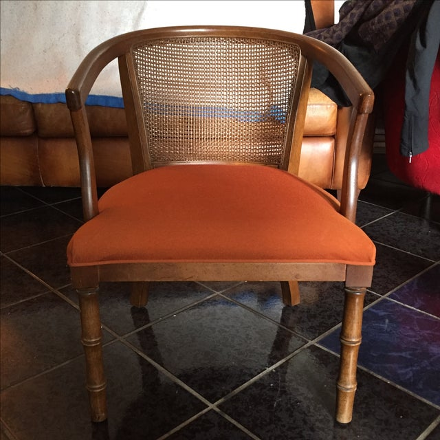 1960's Vintage Barrel Chairs - A Pair - Image 2 of 11