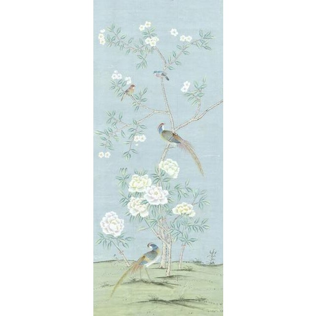 "Not Yet Made - Made To Order Casa Cosima Henri Spring Wallpaper Mural - 1 Panel 36"" W X 108"" H For Sale - Image 5 of 5"