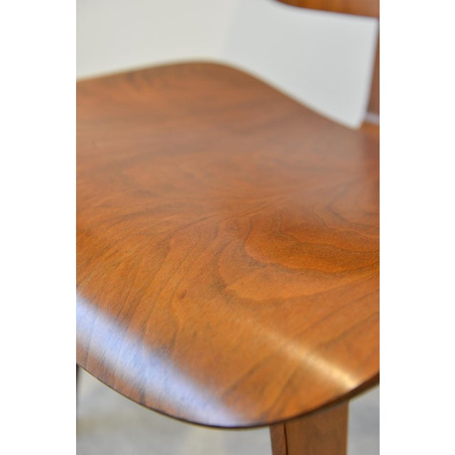 Plywood 1970s Mid-Century Moderm Eames DCW Molded Plywood Chair For Sale - Image 7 of 9