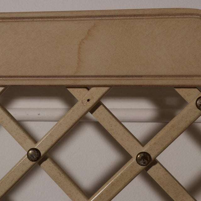 1970s Henredon Lattice Canopy Bed For Sale - Image 5 of 13