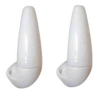 Wilhelm Wagenfeld Wall Lights - A Pair For Sale