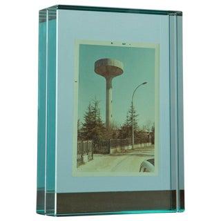 Fontana Arte Glass Table Frame