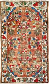 Image of Goldenrod Traditional Handmade Rugs
