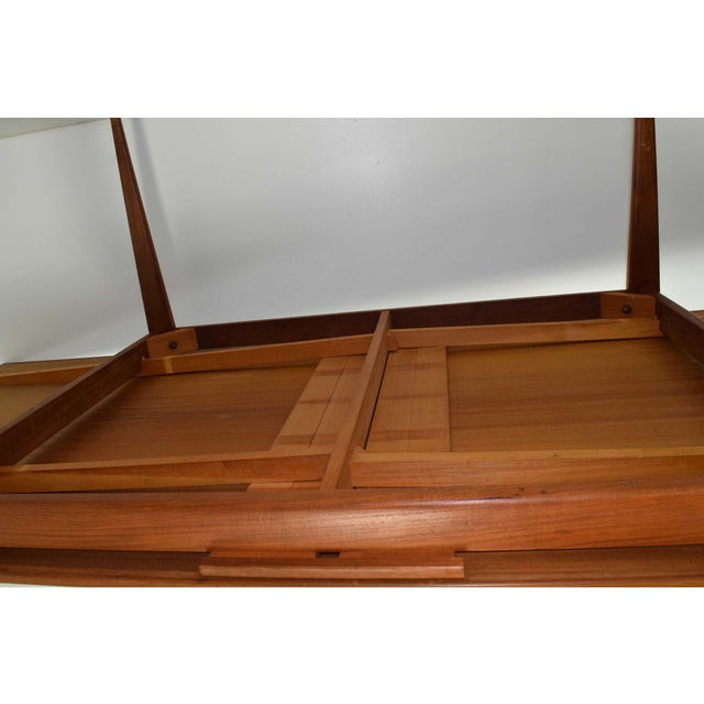 Teak IB Kofod-Larsen Dining Table For Sale - Image 7 of 8