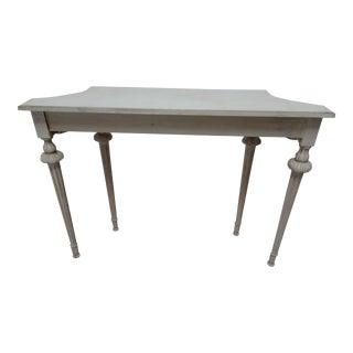 Swedish Gustavin Consol Table