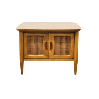 Late 20th Century Vintage Lane Furniture Side Table For Sale
